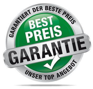 Garantiert beste Preise